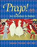 Prego! An Invitation to Italian Student Edition with Bind-In Card (0072956429) by Graziana Lazzarino