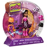 POLLY POCKETTM CRISSY® Doll - LET'S ROCK OUT!