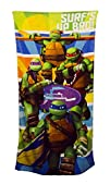 Nickelodeon Teenage Mutant Ninja Turtles Surfs Up Beach Towel