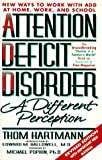 img - for Attention Deficit Disorder: A Different Perception book / textbook / text book