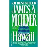 James Michener's Hawaii novel cover