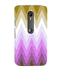 EPICCASE flash design Mobile Back Case Cover For Moto G 3rd Gen (Designer Case)