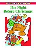 The Night Before Christmas (0486410315) by Pomaska, Anna