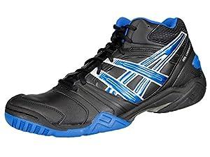 Asics  Gel-Crossover, Chaussures de handball pour femme - Noir - Noir, 41.5 EU
