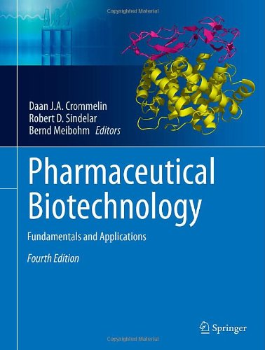 Pharmaceutical Biotechnology: Fundamentals and Applications