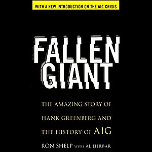 Fallen Giant Audiobook
