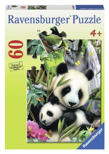 Ravensburger Panda Family Puzzle (60-Piece)