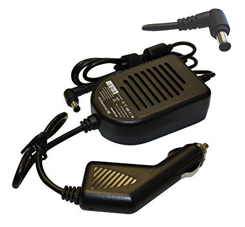 Sony Vaio PCG-R505/ASP Adattatore caricabatteria di alimentazione CD da auto compatibile per portatili