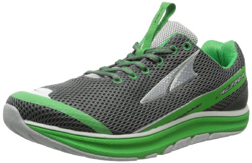 Altra Women's Torin 1.5 Running Shoe,Silver/Green,12 M US