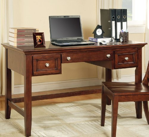 Picture Of Steve Silver Oslo Writing Desk In Cherry
