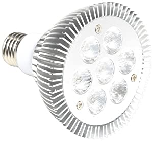 Avalon PAR30 11 Watt (60 Watt replacement) 650 Lumen LED Light Bulb, Warm White 3000K, 30 Degree Light Beam Spread, Dimmable