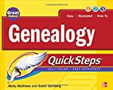 img - for Genealogy QuickSteps book / textbook / text book