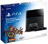 Playstation 4 First Limited Pack with Playstation Camera (�ץ쥤���ơ������4���ѥ��ե� KNACK ������?���� �ץ�����ȥ����� Ʊ��)