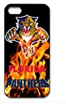 Florida Panthers Logo NHL HD image case cover for iphone5 black A Nice Present at Amazon.com