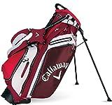 Callaway 2015 Hyper-Lite 5 Golf Stand Bag - Red White Black