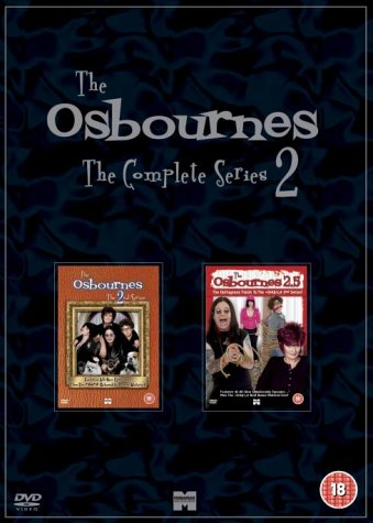 The Osbournes - The Second Series [DVD] [2002]