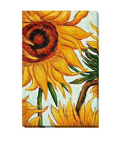 Vincent Van Gogh Sunflowers Reproduction Oil Painting