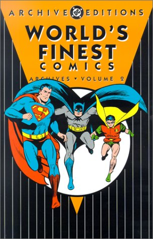 World's Finest Comics - Archives, Volume 2 PDF