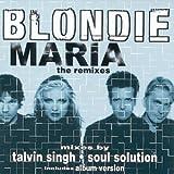echange, troc Blondie - Maria The Remixes