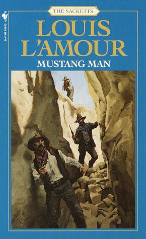 Image for Mustang Man: The Sacketts (Sacketts)