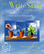 The Write Start Sentences to Paragraphs with Readings by Lawrence Checkett