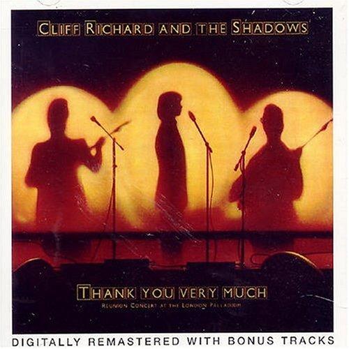 Cliff Richard - Thank You Very Much - Zortam Music
