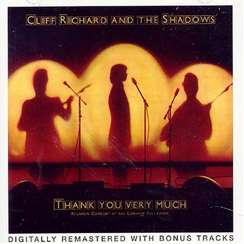Cliff Richard - Thank You Very Much - Zortam Music