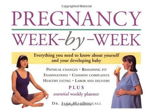 PREGNANCY WEEK BY WEEK      PB