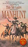 img - for Manhunt (Leisure Historical Fiction) book / textbook / text book