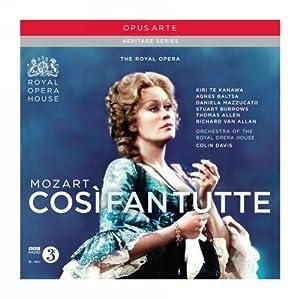 Mozart: Cosi Fan Tutte (Royal Opera 1981)
