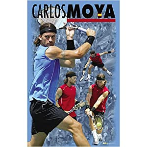 Carlos Moya Poster