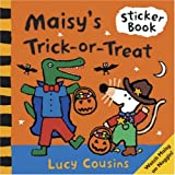Maisy's Trick-or-Treat Sticker Book ~ Lucy Cousins