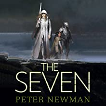 The Seven: The Vagrant Trilogy Audiobook by Peter Newman Narrated by Jot Davies
