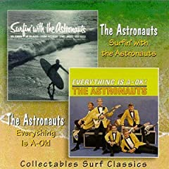 The Astronauts   Surfin With The Astronauts (1963) + Everything Is A OK! (1964) Lossless FLAC preview 0