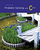 Problem Solving with C++ plus MyProgrammingLab with Pearson eText-- Access Card Package (9th Edition)