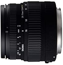Sigma 28-70mm f/2.8-4 DG Aspherical Large Aperture  Zoom Lens for Canon SLR Cameras