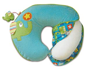 Boppy SlideLine Toy Slipcover, Animal Playground