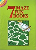7 Maze Fun Books (Dover Little Activity Books) (0486432874) by Dover