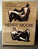 img - for HENRY MOORE. THE GRAPHIC WORK. L'OEVRE GRAV . DAS GRAPHISCHE WERK. Four Volumes. book / textbook / text book