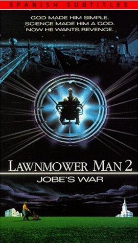 Lawnmower Man 2: Jobe's War [VHS] [Import]