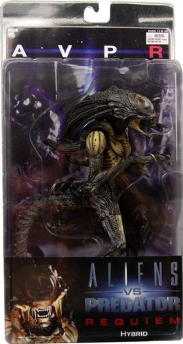 Picture of NECA Alien VS. Predator: Requiem NECA Action Figure Series 1 Predalien (Alien Hybrid) (B0010YOY5C) (NECA Action Figures)
