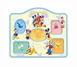 FUJICOLOR frame multi-frame Disney Mickey & Friends multifaceted character Blue 9067 (japan import)