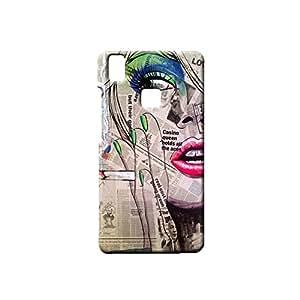 G-STAR Designer Printed Back case cover for VIVO V3 - G3692