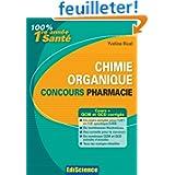 Chimie organique - Concours Pharmacie - Cours + QCM et QCD corrigés