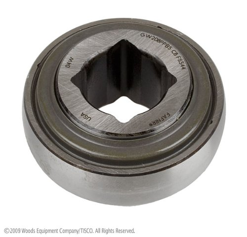 TISCO - NO:W208PPB5-IMP.DISC BEARING. BCA NO: DS208TT4LINK-BELT: 18S5-2E08E3N... (Bca Bearings compare prices)