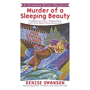 Murder of a Sleeping Beauty Audiobook