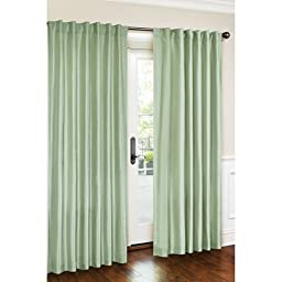1 X Eclipse Samara Blackout Energy-Efficient Window Curtain Panel 42\