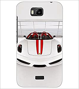 HUAWEI HONOR BEE CAR Designer Back Cover Case By PRINTSWAG