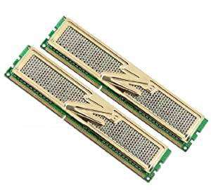 OCZ Technology Gold Series PC3-10666 8 GB (2 x 4 GB) Low Voltage Dual Channel Kits OCZ3G1333LV8GK