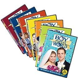 Boy Meets World: The Complete Series (Seasons 1-7 Bundle)